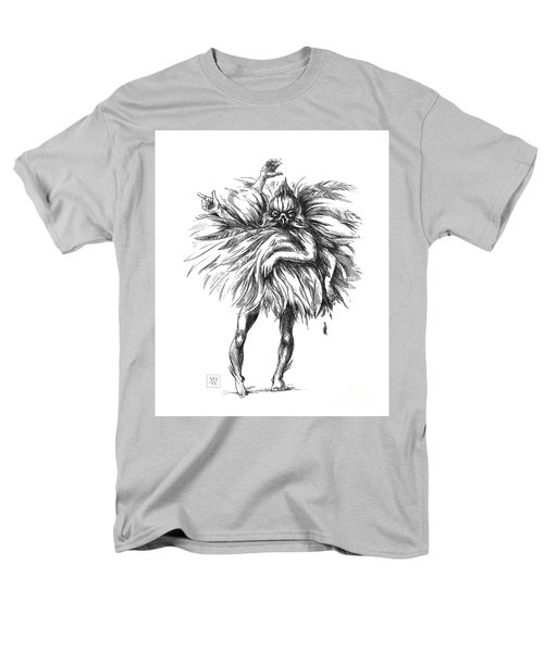 The Dance Macabre Men's T-Shirt  (Regular Fit) by Yvonne Wright