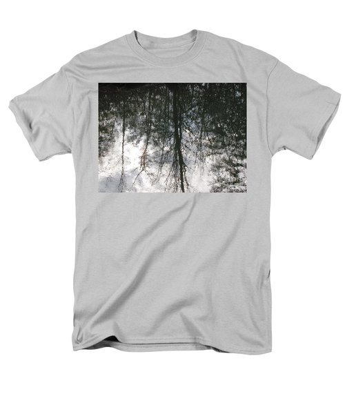 Men's T-Shirt  (Regular Fit) featuring the photograph The Devic Pool 1 by Melissa Stoudt
