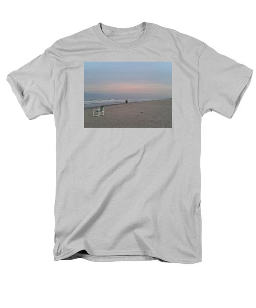 The End Of The Day Men's T-Shirt  (Regular Fit) by Veronica Rickard