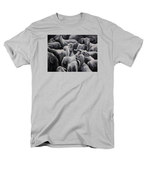 Flock 17 Men's T-Shirt  (Regular Fit) by Jean Cormier
