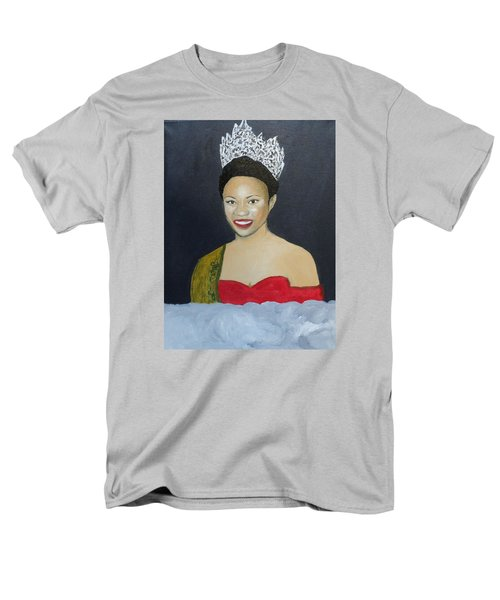 The Golden Queen  Men's T-Shirt  (Regular Fit) by Angelo Thomas