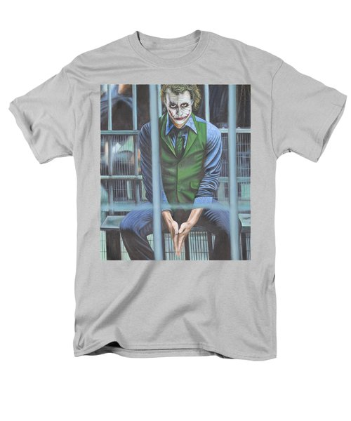 The Joker Men's T-Shirt  (Regular Fit) by Colm Hutchinson