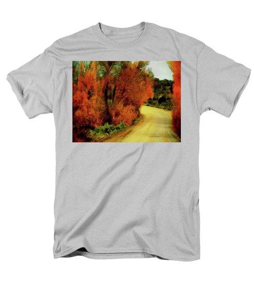 The Journey Home Men's T-Shirt  (Regular Fit) by Lenore Senior