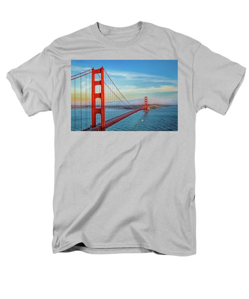 Men's T-Shirt  (Regular Fit) featuring the photograph The Majestic by Az Jackson