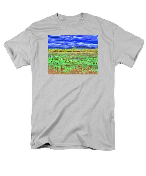 The Marshlands Men's T-Shirt  (Regular Fit)