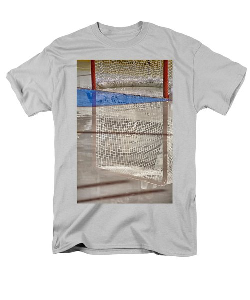 The Net Reflection Men's T-Shirt  (Regular Fit) by Karol Livote