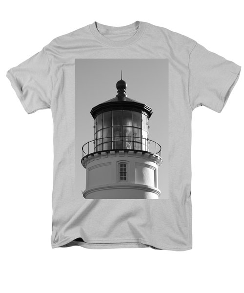 Men's T-Shirt  (Regular Fit) featuring the photograph The Night Light by Laddie Halupa