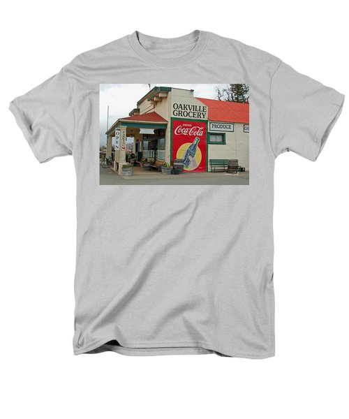 The Oakville Grocery Men's T-Shirt  (Regular Fit) by Suzanne Gaff