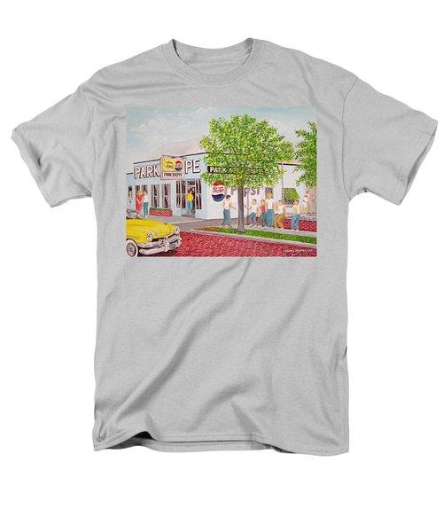 The Park Shoppe Portsmouth Ohio Men's T-Shirt  (Regular Fit) by Frank Hunter