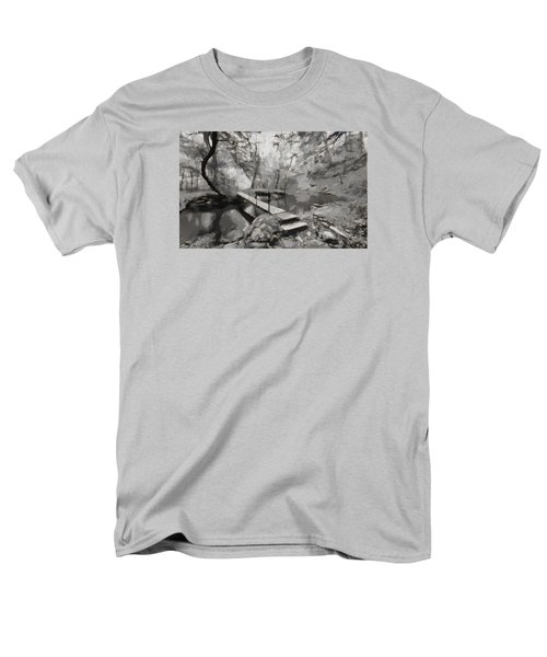 The Path To Nirvana Men's T-Shirt  (Regular Fit) by Mario Carini