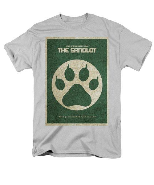 The Sandlot Alternative Minimalist Movie Poster Men's T-Shirt  (Regular Fit) by Ayse Deniz