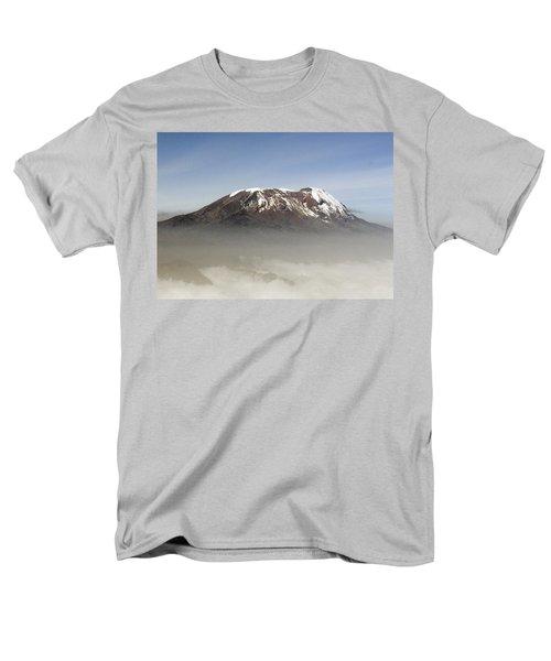 The Snows Of Kilimanjaro Men's T-Shirt  (Regular Fit) by Patrick Kain