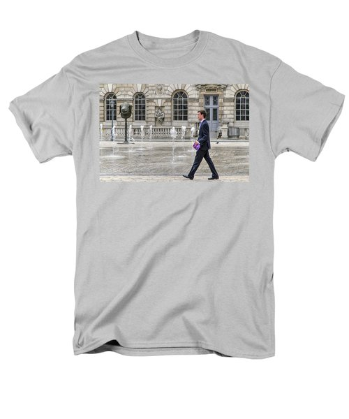 Men's T-Shirt  (Regular Fit) featuring the photograph The Tax Man by Keith Armstrong