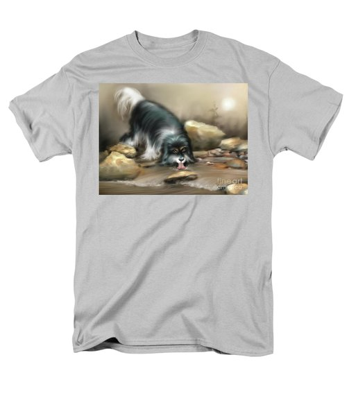 Thirsty Men's T-Shirt  (Regular Fit) by S G