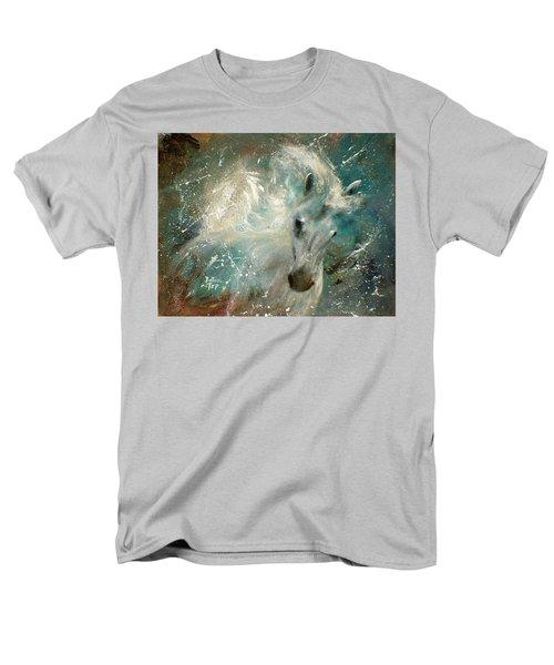 Poseiden's Thunder Men's T-Shirt  (Regular Fit) by Barbie Batson