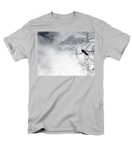 Men's T-Shirt  (Regular Fit) featuring the digital art Timing Is Everything by Trilby Cole