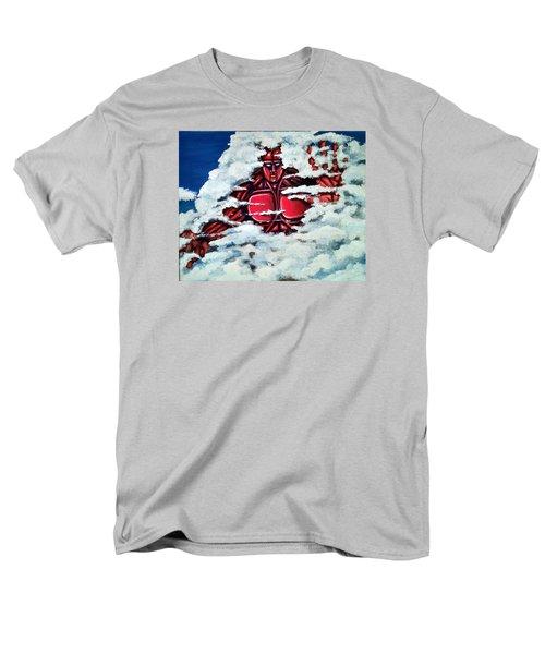 Titan Men's T-Shirt  (Regular Fit) by Chris Benice