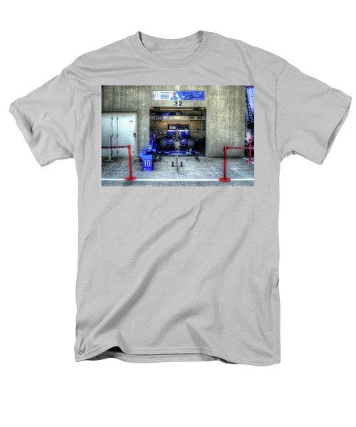 Tony Kanaan Indy Men's T-Shirt  (Regular Fit) by Josh Williams