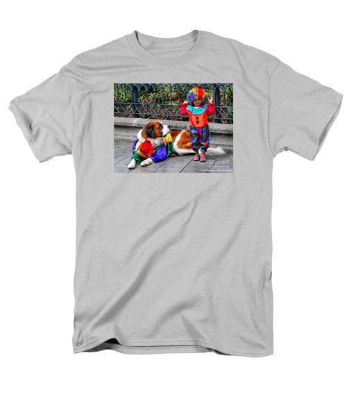 Too Cute For Words Men's T-Shirt  (Regular Fit) by Al Bourassa
