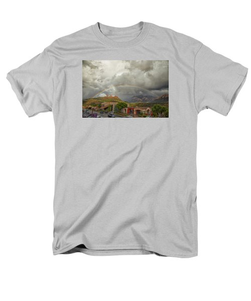 Men's T-Shirt  (Regular Fit) featuring the photograph Tour And Explore by Tom Kelly