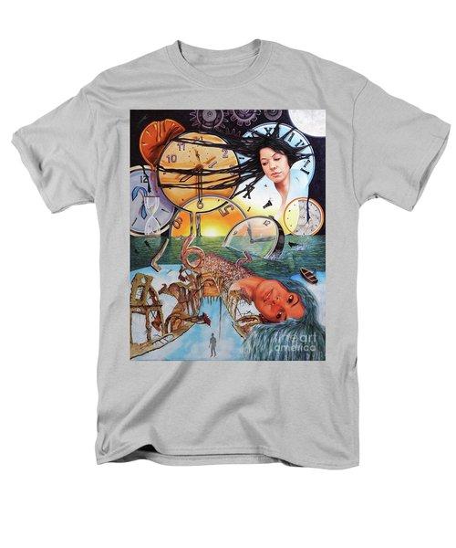 Trampas Del Tiempo Men's T-Shirt  (Regular Fit)