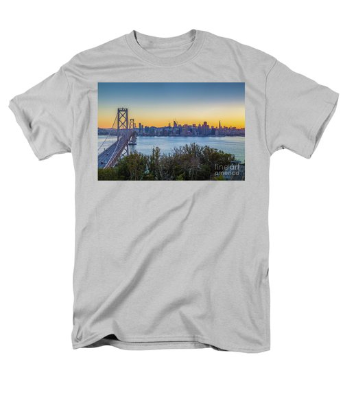 Treasure Island Sunset Men's T-Shirt  (Regular Fit) by JR Photography