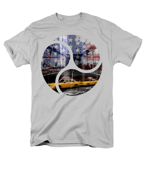 Trendy Design Nyc Composing Men's T-Shirt  (Regular Fit) by Melanie Viola