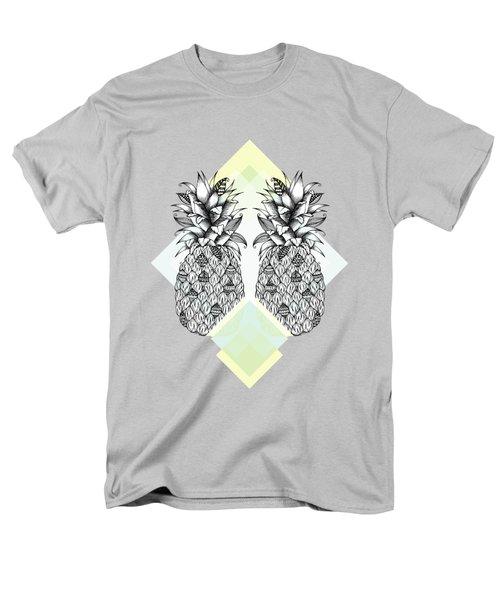 Tropical Men's T-Shirt  (Regular Fit) by Barlena Illustrations