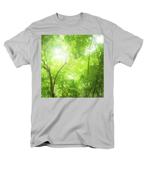 Tropical Forest Men's T-Shirt  (Regular Fit) by Atiketta Sangasaeng