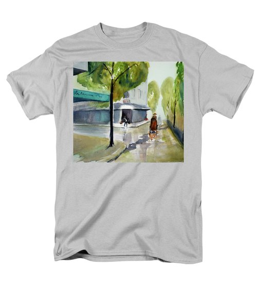 Tudo Street, Saigon11 Men's T-Shirt  (Regular Fit) by Tom Simmons