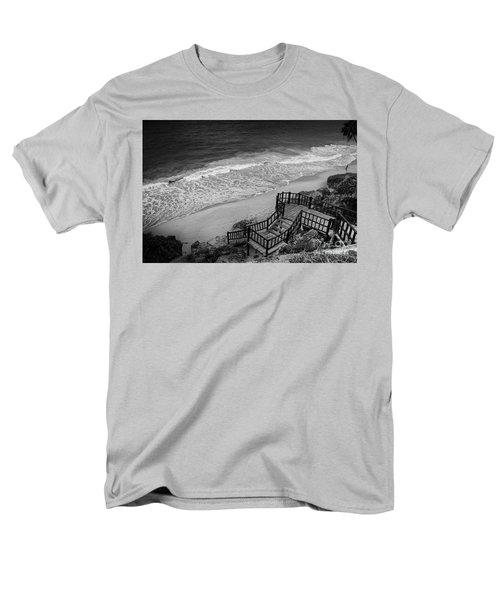 Tulum Beach Men's T-Shirt  (Regular Fit) by Ana Mireles