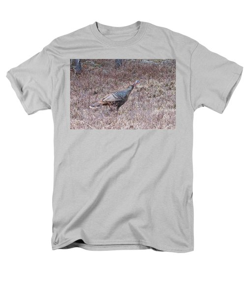 Men's T-Shirt  (Regular Fit) featuring the photograph Turkey 1155 by Michael Peychich