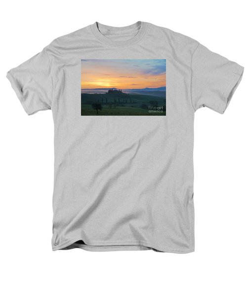 Men's T-Shirt  (Regular Fit) featuring the photograph Tuscan Morning by Yuri Santin