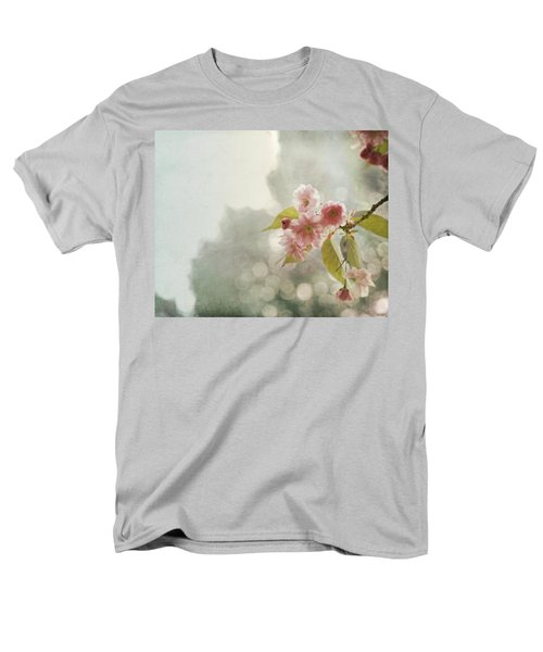 Men's T-Shirt  (Regular Fit) featuring the photograph Twilight In The Garden by Brooke T Ryan