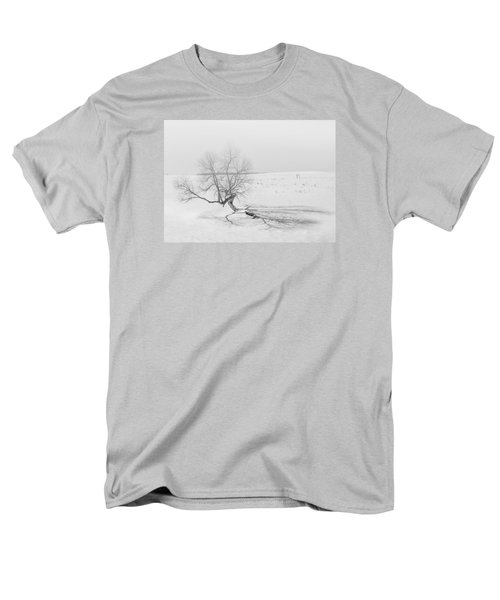 Twisted Tree Men's T-Shirt  (Regular Fit) by Dan Traun