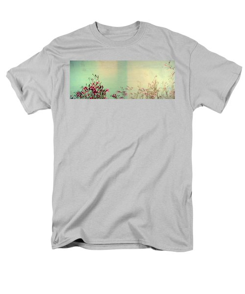 Two Sides Men's T-Shirt  (Regular Fit) by Mark Ross
