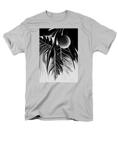 Ulu - Breadfruit Abstract Men's T-Shirt  (Regular Fit) by Kerri Ligatich