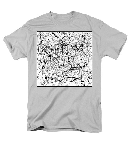 Universal Painting Men's T-Shirt  (Regular Fit) by Ismael Cavazos