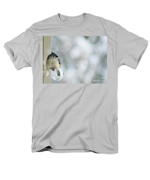 Up Front Men's T-Shirt  (Regular Fit)