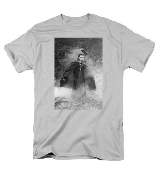 Vampire In The Fog Men's T-Shirt  (Regular Fit) by Barbara West