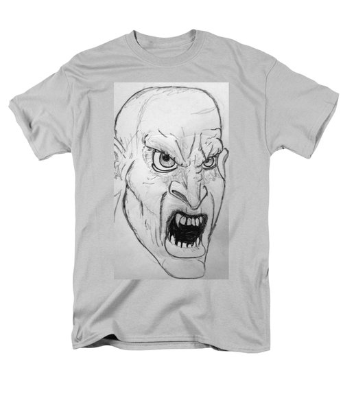 Vampire-y Ghouly Sort Of Thing Men's T-Shirt  (Regular Fit) by Yshua The Painter
