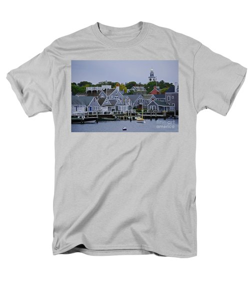 View From The Water Men's T-Shirt  (Regular Fit)