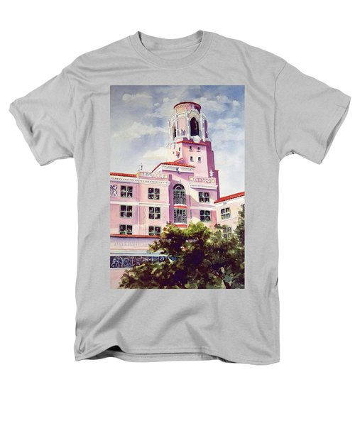 Vinoy, Renaissance Revisted Men's T-Shirt  (Regular Fit) by Roxanne Tobaison