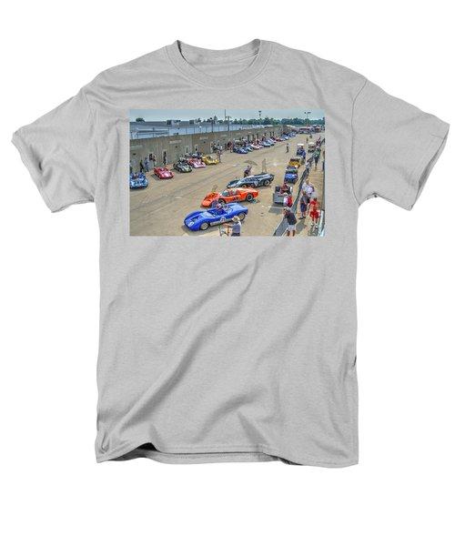 Vintage Gasoline Alley  Men's T-Shirt  (Regular Fit) by Josh Williams