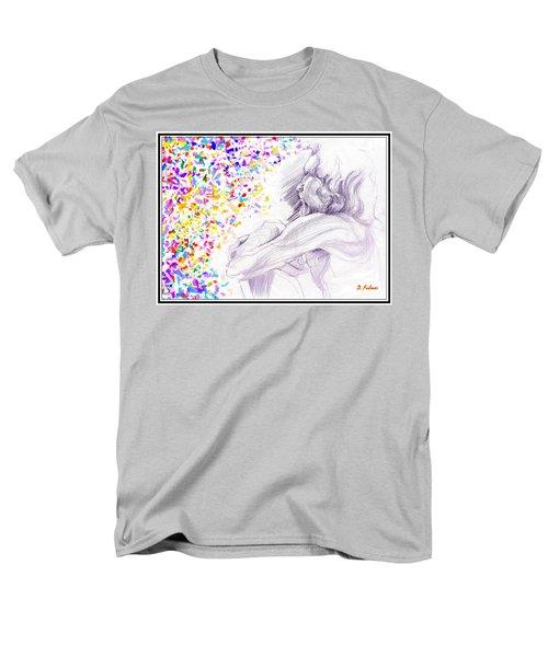 Visionary Men's T-Shirt  (Regular Fit) by Denise Fulmer