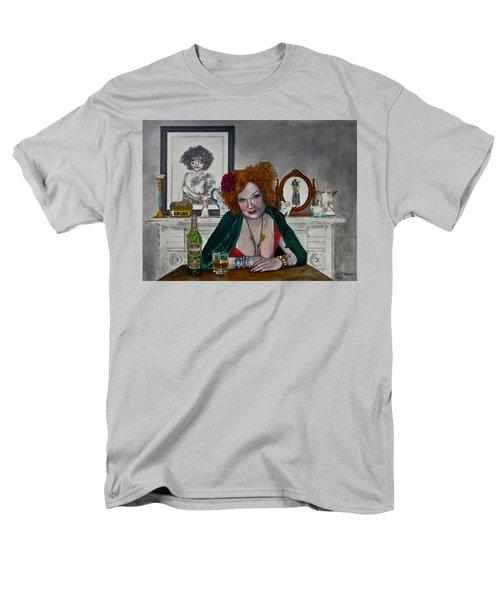 Waiting For Mr. Goodbar Men's T-Shirt  (Regular Fit) by TP Dunn