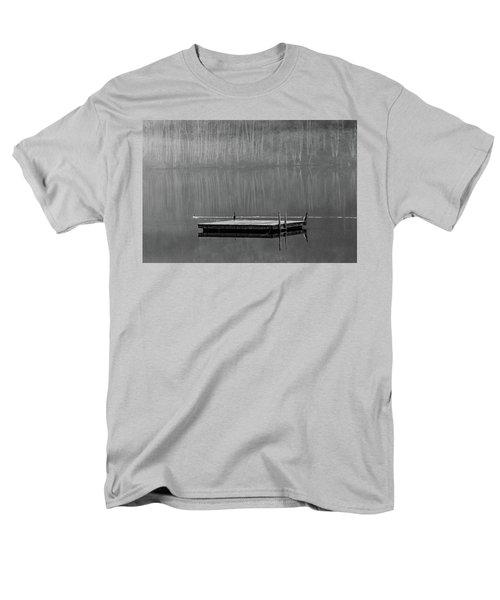 Watching The Chicks Go By Men's T-Shirt  (Regular Fit) by Jeffrey Jensen