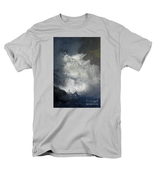 Water Fury 3 Men's T-Shirt  (Regular Fit) by Jean Bernard Roussilhe
