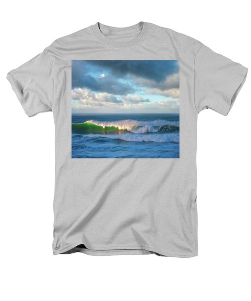 Men's T-Shirt  (Regular Fit) featuring the photograph Wave Length by Darren White