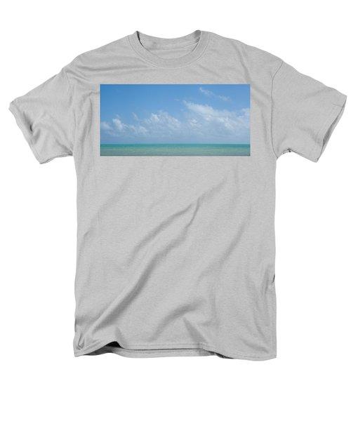 Men's T-Shirt  (Regular Fit) featuring the photograph We'll Wait For Summer by Yvette Van Teeffelen